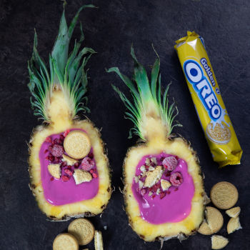 OREO Golden Ananas